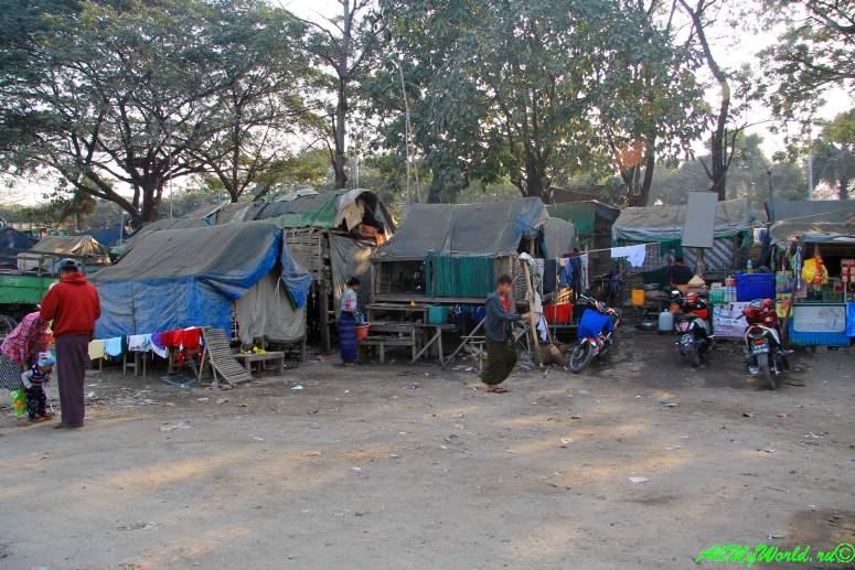Порт Мандалая: Мингун