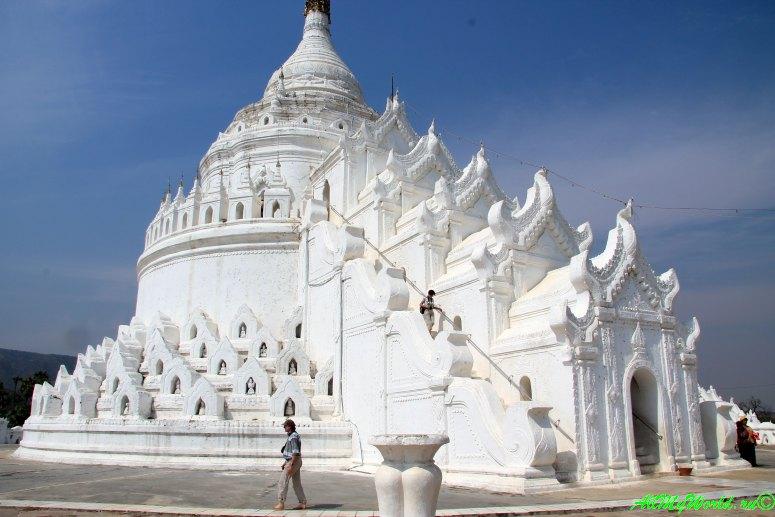 Hsin Phyu Shin или Муа Thein Dan Pagoda