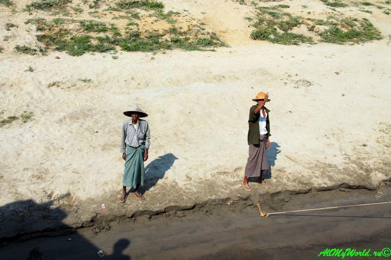 Окрестности Мандалая: Мингун