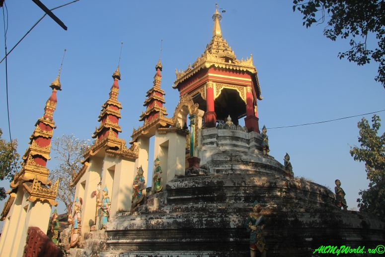 Мьянма Баго фото