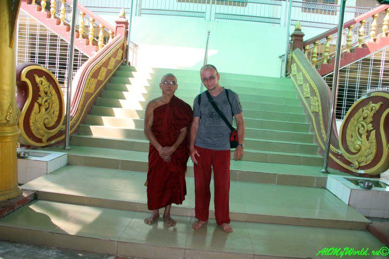 Мьянма Баго монастырь Чак-хавин Kyar Khat Wine