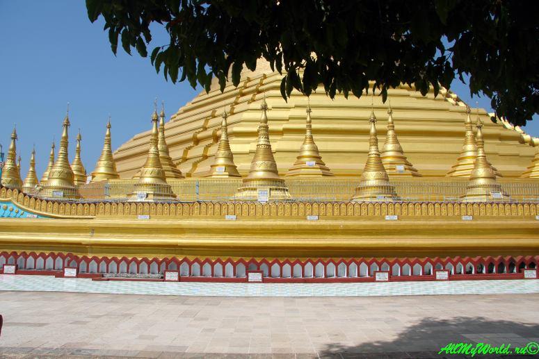 Мьянма Баго пагода Швемодо