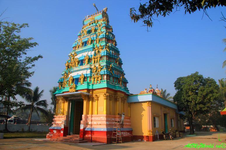 Мьянма город Баго фото