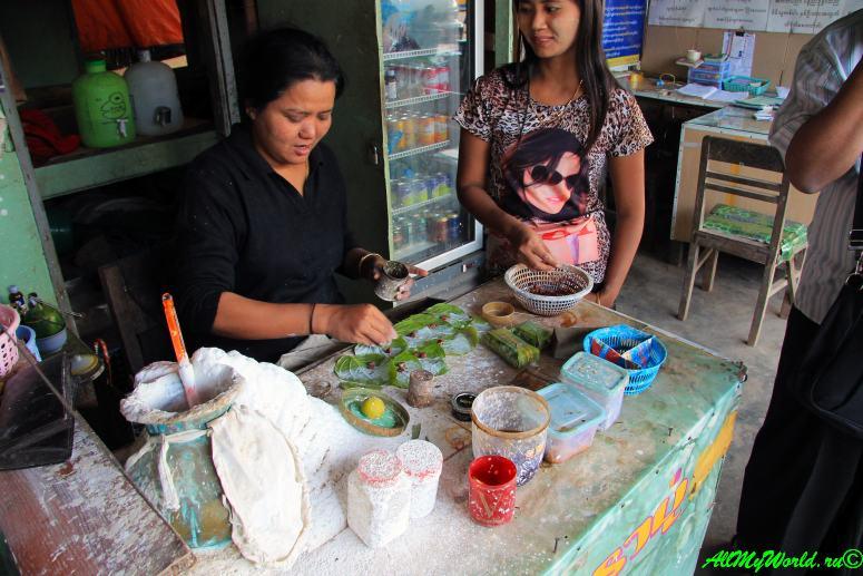 Мьянма город Пьи (Pyay)