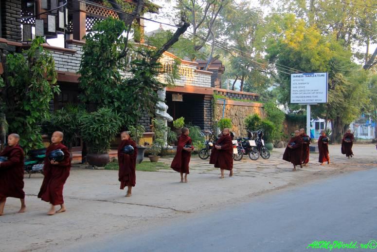 Мьянма Баган фото