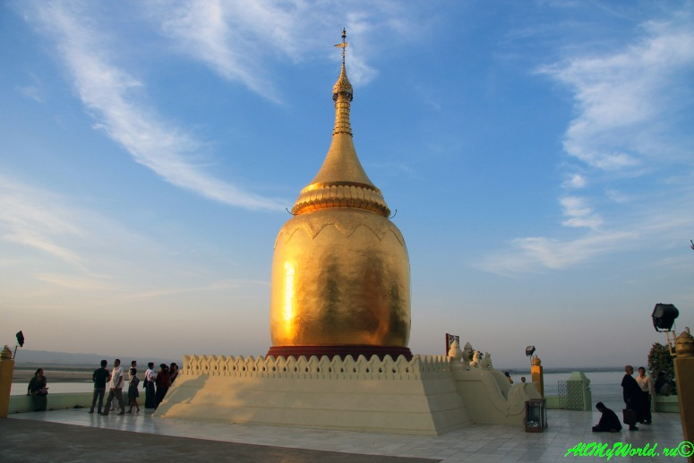 Мьянма Баган пагода Bu-paya фото