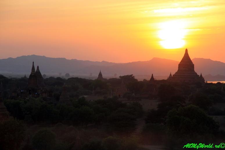 Мьянма, Баган, Shin-bin-tha фото
