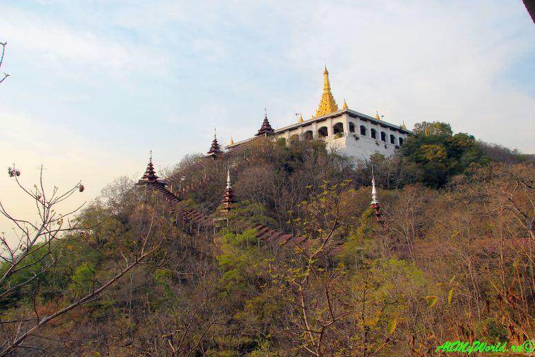 Мьянма город Мандалай фото