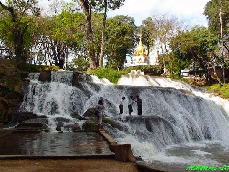 Пин-у-Львин, водопад Пве Каук