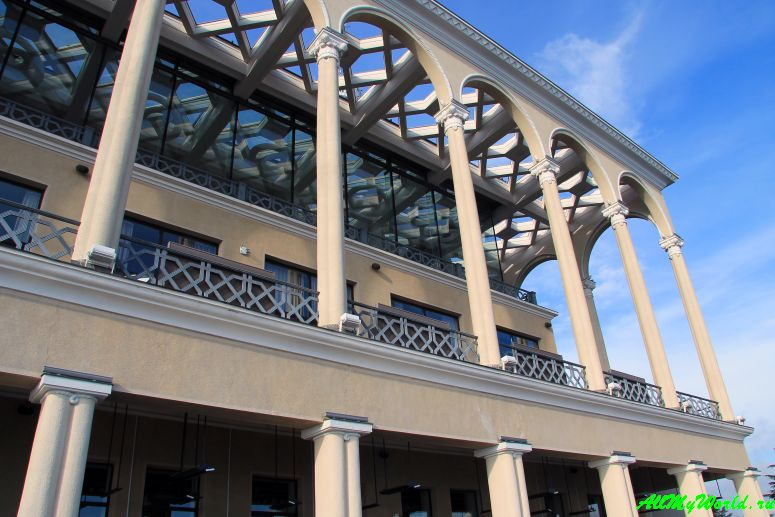 "Тбилиси: Мтацминда, ресторан ""Фуникулер"""