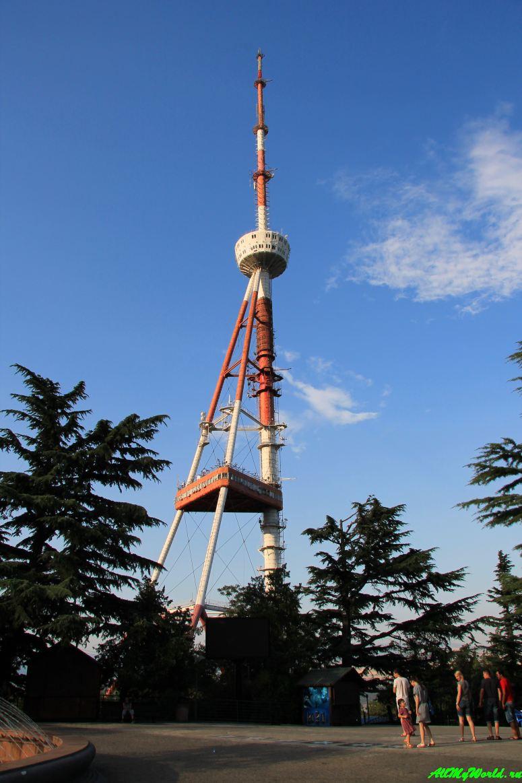 Телебашня Тбилиси