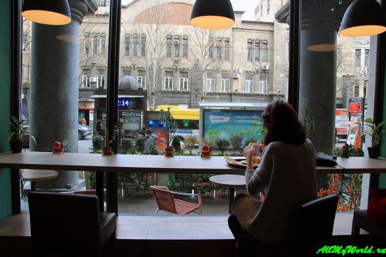 Тбилиси кафе Coffeesta
