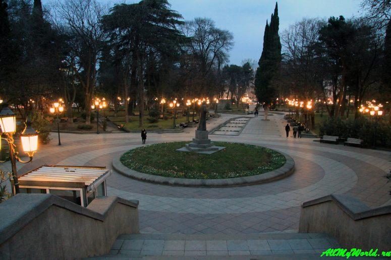 Тбилиси парк 9 апреля