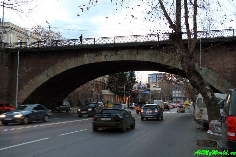 Тбилиси Сухой мост