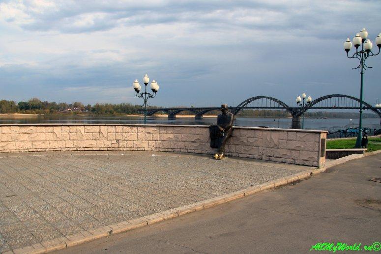 Золотое Кольцо России Рыбинск