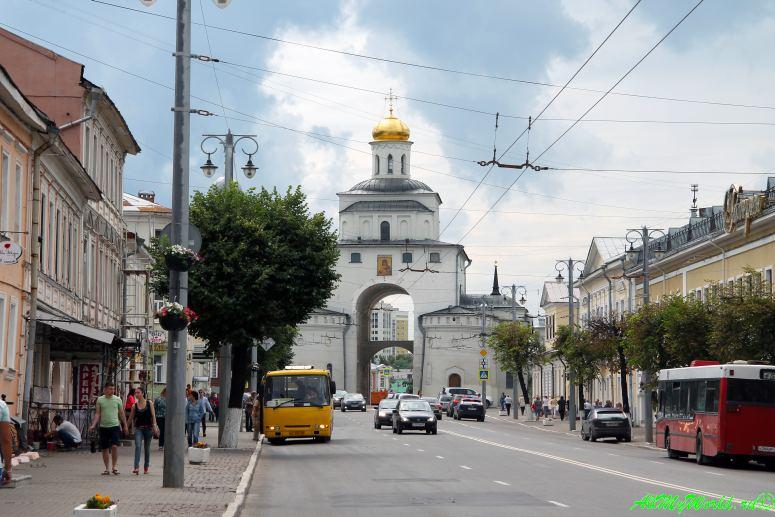Золотое Кольцо России Владимир