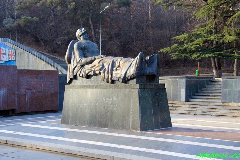 Районы Тбилиси: Ваке и Черепашье озеро