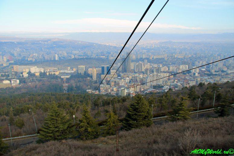 Районы Тбилиси: Ваке