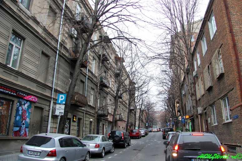 Районы Тбилиси: Вера