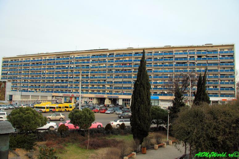 Старый Тбилиси: районы Авлабари