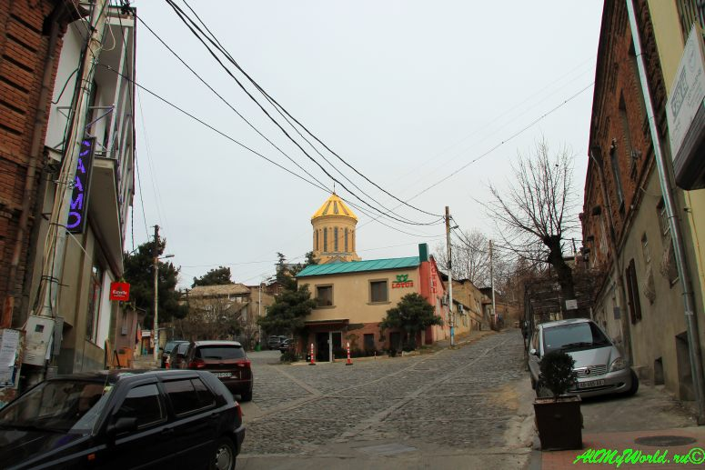 Тбилиси: районы Авлабари