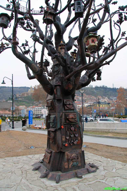 Тбилиси Авлабари парк Рике