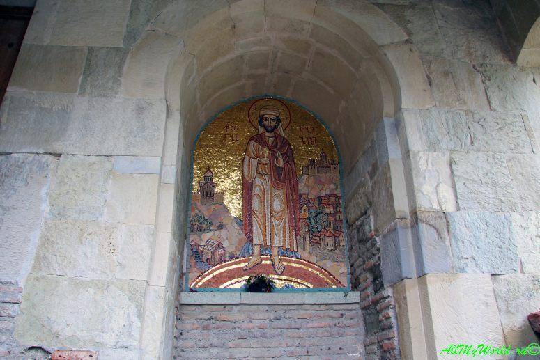 Тбилиси храм Або Тбилели