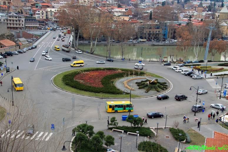 Тбилиси Авлабари и Метехи