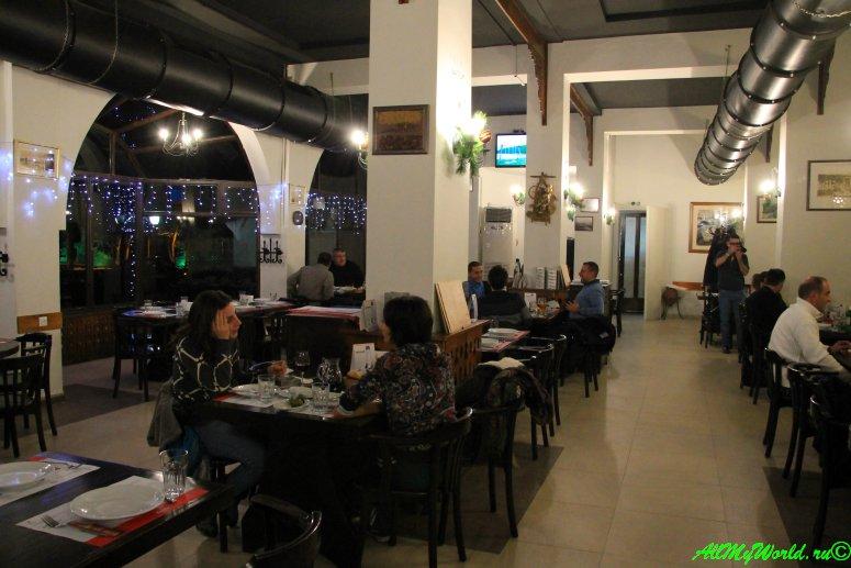 """Тбилиси ресторан """"Маспиндзело"""""""