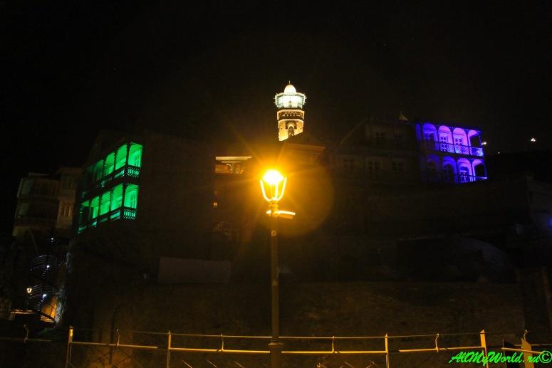 Ботанический сад Абанотубани Тбилиси