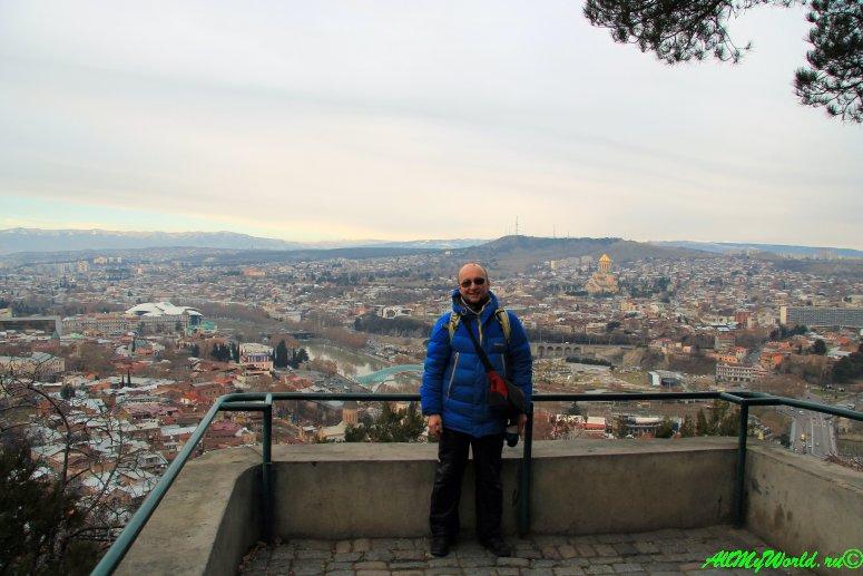 Канатка Тбилиси