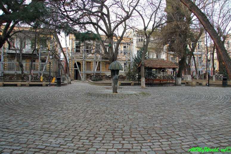 Тбилиси, площадь Гудиашвили
