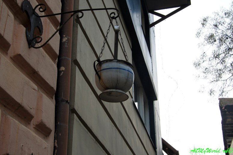 """Тбилиси площадь Гудиашвили кафе """"ПурПур"""""""