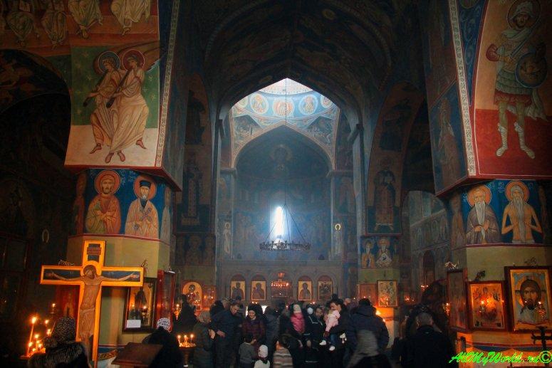 Тбилиси район Кала и Клдисубани Вифлеемская церковь