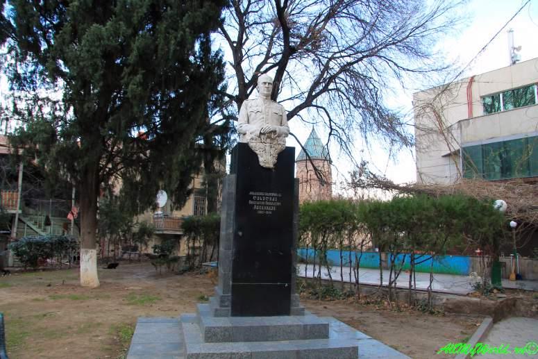 Тбилиси район Кала и Клдисубани улица Котэ Абхази Леселидзе