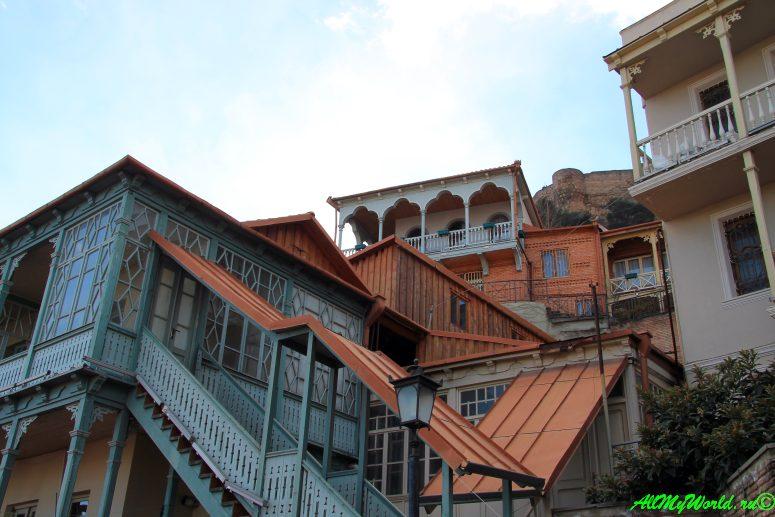 Тбилиси район Клдисубани