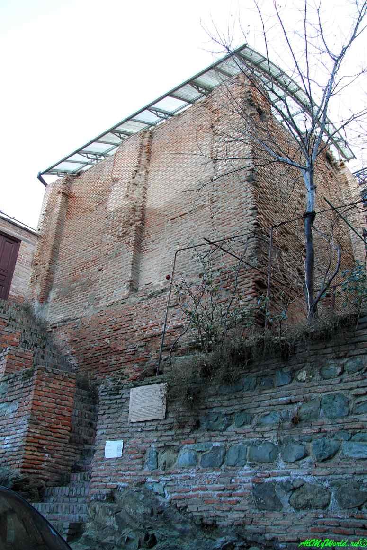 Тбилиси район Кала и Клдисубани храм Аштега