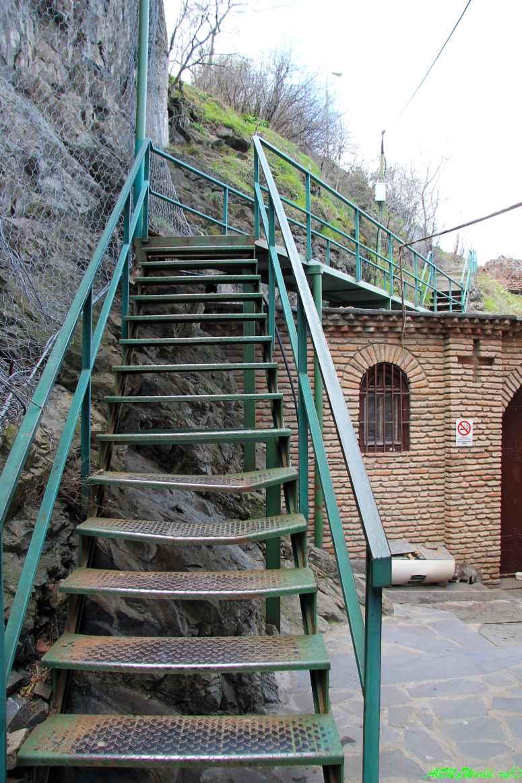 Тбилиси район Кала и Клдисубани