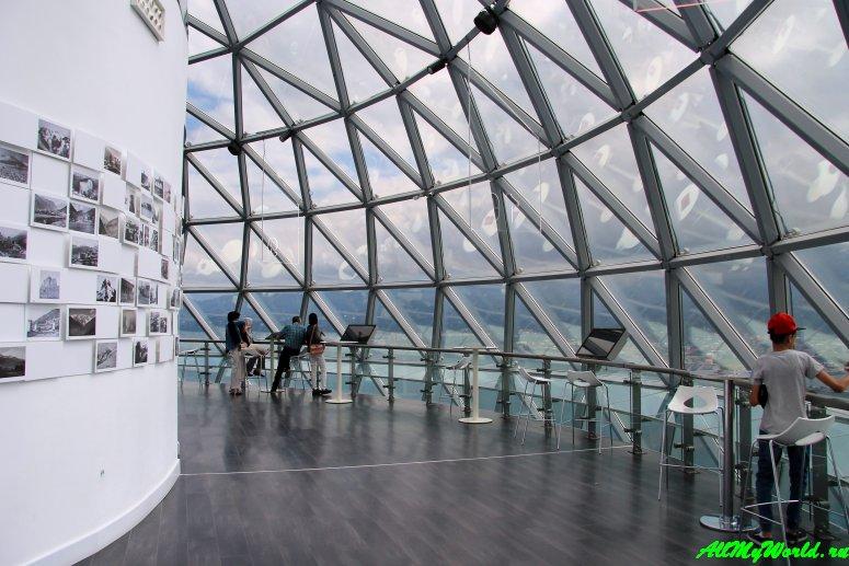 Парк Чудес в Батуми: Башня Алфавит