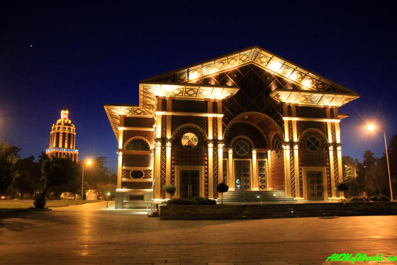 Ночной Батуми - фотопост