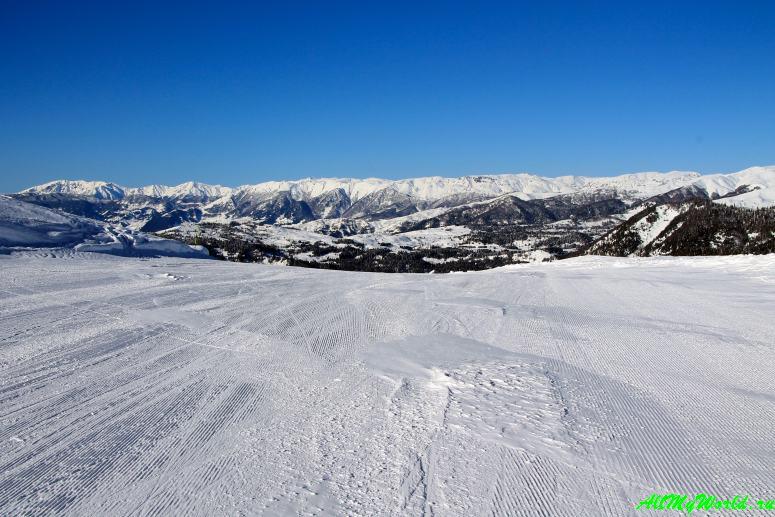 Грузия, Аджария: горнолыжный курорт Годердзи