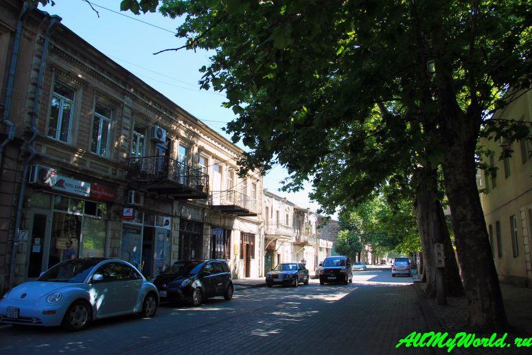 Достопримечательности Кутаиси: что посмотреть в городе - Еврейский квартал