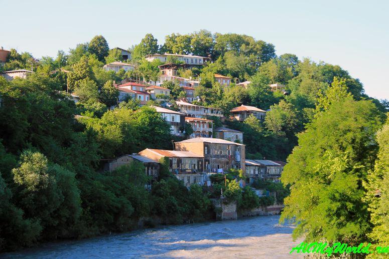 Достопримечательности Кутаиси: что посмотреть в городе - Красный мост