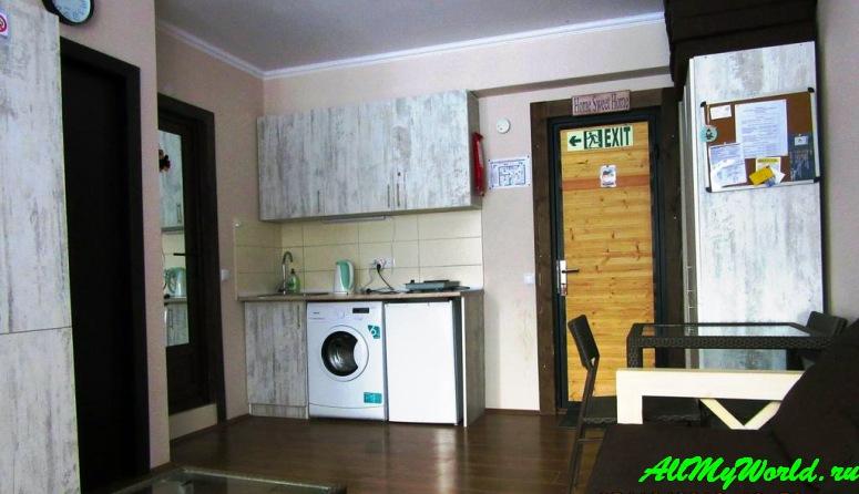 Апартаменты и квартиры в Бакуриани
