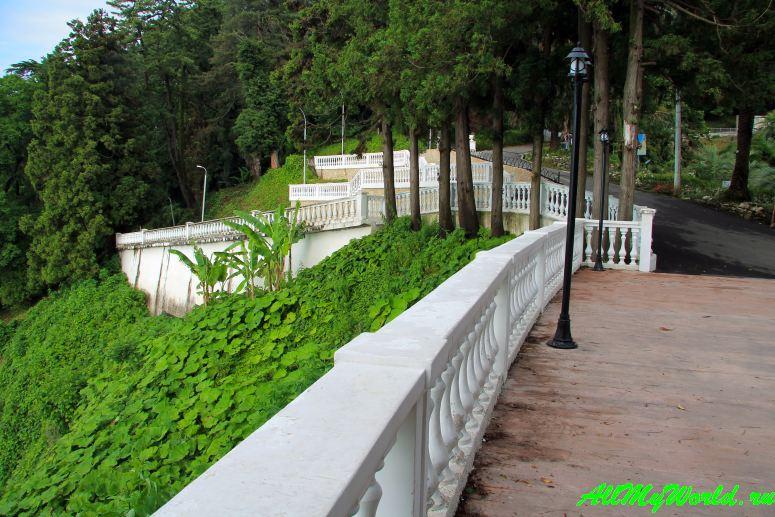 Ботанический сад Батуми и пляж Мцване Концхи