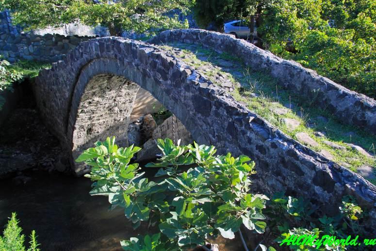 Горная Аджария: национальный парк Мачахела - мост Махо