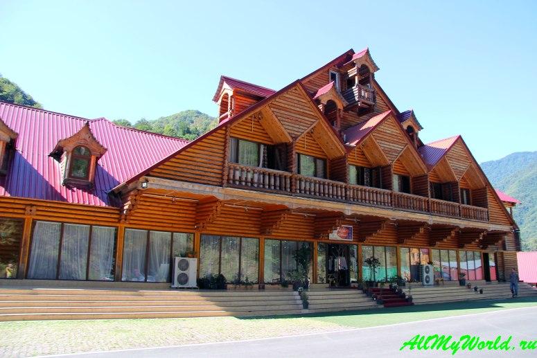 Грузия, Аджария: национальный парк Мачахела