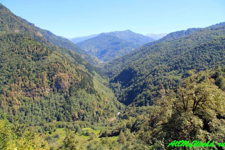 Горная Аджария: национальный парк Мачахела