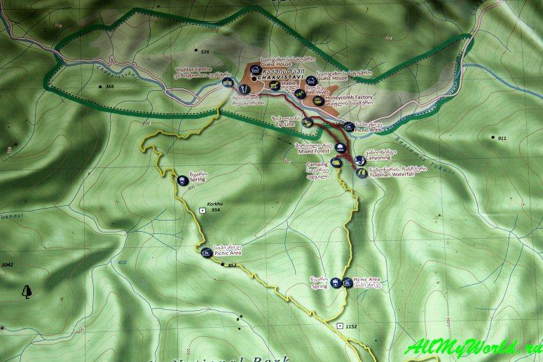 Другая Аджария: национальный парк Мтирала