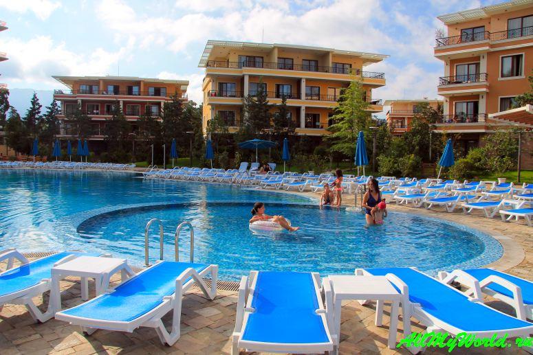 Отель Оазис Чакви Грузия